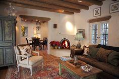 Casa Poco Joya   Casas de Santa Fe   Vacation Rental in Santa Fe New Mexico