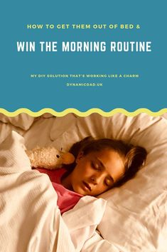 It can be tough getting kids up in the morning, here's my crafty trick that gets them involved and uses psychology to help them commit subconsciously. Parenting Toddlers, Parenting Hacks, Mummy Bloggers, Kids Up, How Do I Get, Mom Advice, New Parents, Getting Things Done, Mom And Dad