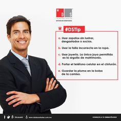 #DSTip: Evita los errores más comunes del hombre a la hora de querer lucir una imagen de #éxito: Shopping, Feathers, Shirts, Men