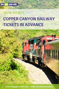 Since March 2016, you can no longer buy Primera (first) class tickets on Mexico's Copper Canyon train – boo! This post gives details on how to buy your Copper Canyon railway tickets before you travel, without having to pay a USD $100 tour operator premium.