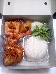 Catering Rantangan Harian Surabaya Dekorasi makanan