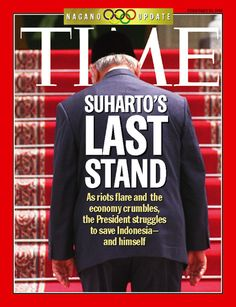 Time Magazine havedocumented the most important moments and people in modern History. Newly-elected President Joko Widodo has made the front cover of Time Magazine today, although this isn't the first time Indonesia has made it there. We look back over the years to see some of the most iconic Time covers featuring Indonesia. Let's go …