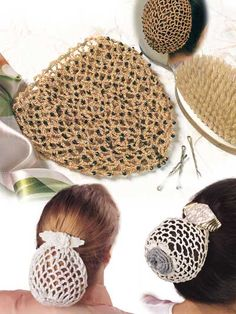 Crochet - Accessory Patterns - Other Accessories - Crochet Snoods