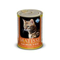 Farmina Matisse Pašteta za macke, losos  http://www.apetit.rs/farmina-matisse-pasteta-losos-405-gr