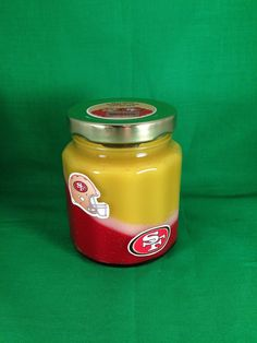 49ers candle by RIAsCandles on Etsy