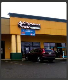 #smallbusinessspotlight is back and ready to bring in the New Year with tasty treats from Mediterranean Breeze! Come check them out at 2302 Harrison Avenue NW here in Olympia!  #local #business #smallbusiness #food #mediterraneanbreeze #mediterranean #Mediterraneanfood #turkishfood #pnw #wa #washington #olympia #olywa #mymixx96