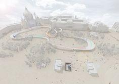 Architecture Visualization, City, Cities