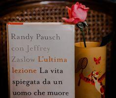 L'ULTIMA LEZIONE - Randy Pausch |  Una lezione sulla vita fatta da un professore che sta morendo, per capire come realizzare i propri sogni e vivere felici.