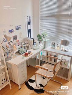 Room Design Bedroom, Room Ideas Bedroom, Bedroom Decor, Study Room Decor, Cute Room Decor, Minimalist Room, Aesthetic Room Decor, Cozy Room, My New Room