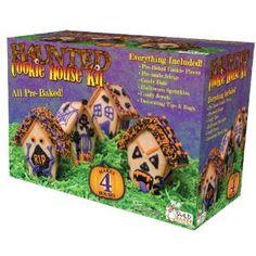 Wild Baker Haunted Halloween Kit, 1-Count Packages (Pack of 3) (Grocery) http://www.amazon.com/dp/B003TRN68Y/?tag=wwwmoynulinfo-20 B003TRN68Y