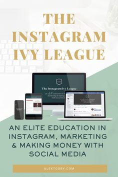 Sick and tired of slow growth and low engagement on Instagram? The Instagram Ivy League will teach you how to grow on Instagram, new instagram growth strategies and the best instagram growth tips there is! Boost your following, traffic and sales with this one-stop-shop program! #instagramgrowthstrategies #instagramgrowthtips #howtogrowoninstagram Instagram Marketing Tips, Instagram Tips, Social Media Tips, Social Media Marketing, Content Marketing, Business Tips, Online Business, More Followers On Instagram, Affiliate Marketing