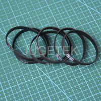 Free shipping  10pcs/lot  172mm length  86 teeth  6mm width  Closed-loop GT2 Timing Belt  172-2GT-6