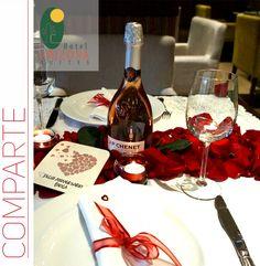 Comparte con tu pareja tus fechas especiales y vive una velada inolvidable. pregunta por nuestro Plan Cena Romántica reservas 5726020 Ext 512. #cenaromantica #cucuta #colombia