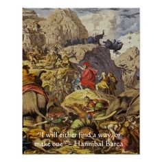 Shop Hannibal Barca In Alps W/Wisdom Quote Poster created by wisdomshop. Elephant Artwork, Elephant Poster, Elephant Pictures, Indian Elephant, Elephant Love, Hannibal Barca, Elephant Species, Elephant Background, Elephant Photography