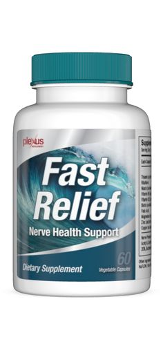 Plexus Fast Relief™ Nerve Health Support may help relieve discomfort and provide optimal support