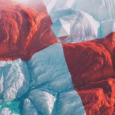 Сюрреалистические пейзажи журнал | Netdiver
