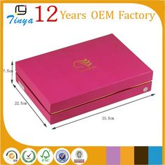 Display Industrial Use and Accept Custom Order Hair Extension Packaging Box