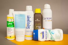 Summer Beauty Special! A Head To Toe Guide to Suncare Products   Beautylish