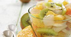 Recette de Salade de fruits d'hiver à la cannelle. Facile et rapide à réaliser, goûteuse et diététique. Ingrédients, préparation et recettes associées.