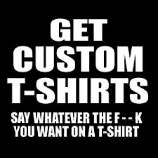 Custom T-shirt Review & Giveaway ends 7/17/12 Daily   http://saraleesdealssteals.blogspot.com/2012/07/custom-t-shirt-review-giveaway-ends-717.html