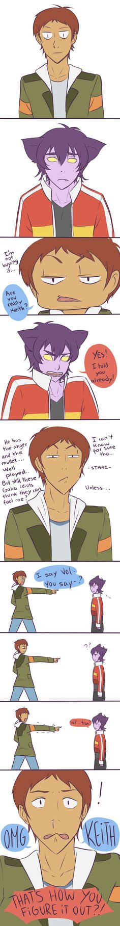 Keith is that you? by Kakty