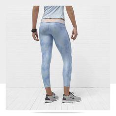 Nike Relay Print Womens Capris