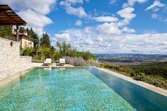 Villa Oliviera : Montalcino Area : Tuscany Villas - Italy Villas