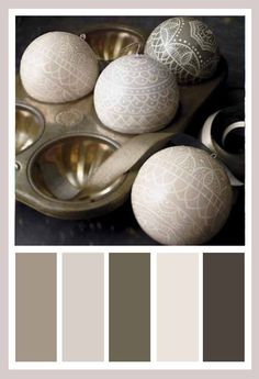 Soft Colors for Decor.