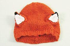 Fantastic Fox Hat van awberry op Etsy