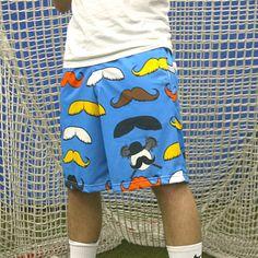 MUSTACHE Lacrosse Shorts