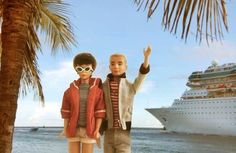 Photographer walks us down memory lane with Barbie and Ken