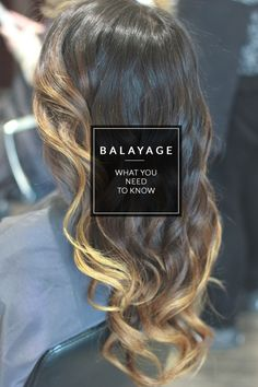 Balayage: What You Need To Know (from Michelle Obama's colorist)