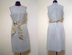 Vintage Toni Todd Sheath Dress  1960s Work by fashionREdesign, $98.00