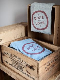 To Dixie With Love - Old Try - T's, T-Shirts