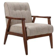 !nspire Arm Chair Finish: Khaki