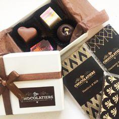 Christmas Hamper - 4 box, 3 bars
