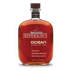 Jeffersons Ocean Aged at Sea Bourbon 75cl