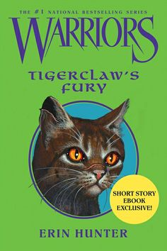 Warriors: Tigerclaw's Fury by Erin Hunter haven't read it but want to.