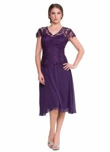 Adrianna Papell Tiered Chiffon & Lace Dress (Plus Size) available ...