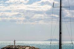 Navigare nella pace #navigare #portodellamaremma #maremma #tirreno