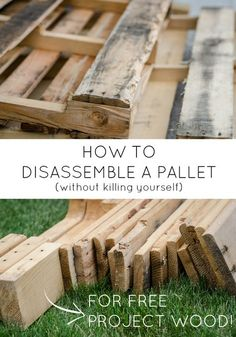 Pallets are handy and practical, but it may surprise you that pallets make excellent DIY craft material. If you enjoy wood crafts, don't miss the opportunity to make pallet crafts. We've found you 40 fun and eco-friendly pallet crafts to try. From pallet tables, desks, clocks, outdoor planters, signs and more. You may have seen …