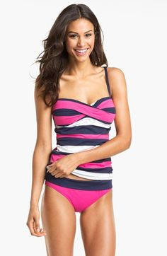 Tommy Bahama Swim Tankini Top & Bottoms | Nordstrom