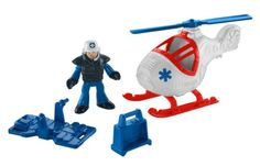 Toy Medical Kits - FisherPrice Imaginext City Helicopter  Medic * Learn more by visiting the image link.