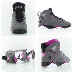 Air Jordan 7 Retro 30th GG Valentine's Day / The Valentine's Day gift all the Jordan girls are waiting for.