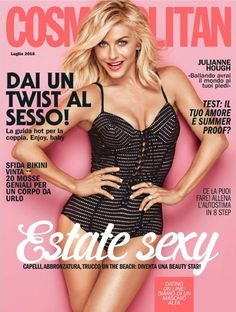 This magazine is about all that and way more. The Cosmopolitan in its Italian issue is an outstanding blend of entertainment and advice that is design. V Magazine, Fashion Magazine Cover, Fashion Cover, Magazine Covers, 2010s Fashion, Girl Country Singers, Hot Country Girls, Vanity Fair, Julianne Hough Hot