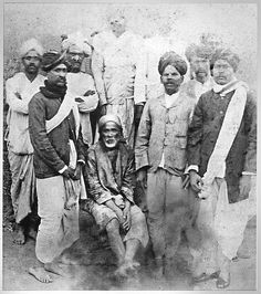 Shirdi Sai Baba Real picture with some devotees