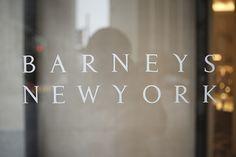 Barney's, NY