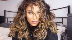 Big curly hair | Tutorial