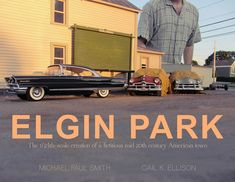 Behind the Scenes of Elgin Park, a Retro City of Optical Illusions Photographed by Michael Paul Smith Paul Smith, National Geographic Photography, Forced Perspective, Visual Memory, Photoshop, Photography Competitions, Small World, Optical Illusions, Behind The Scenes