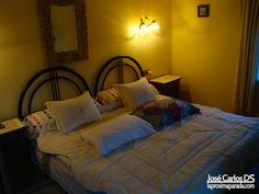 Dormitorio Finca Fabiola, Finestrat